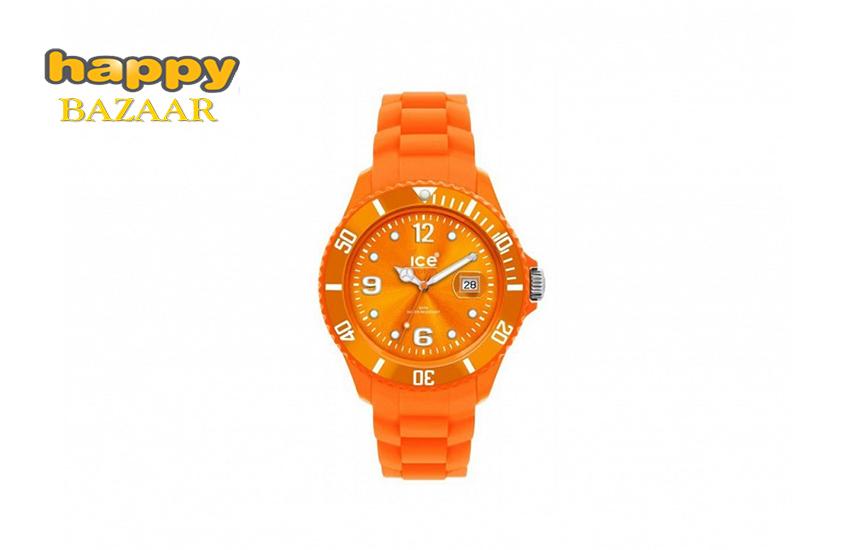 55€ από 127,9€ για Ρολόι Sport Ανδρικό''Ιce Watches'', με μηχανισμό Quartz, σε πορτοκαλί χρώμα