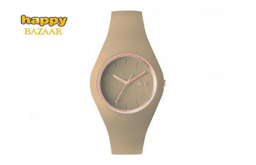 85€ από 167,9€ για Γυναικείο Ρολόι ''Ice Watches'', με μηχανισμό Quartz σε Caribou χρώμα, της σειράς Glam Forest