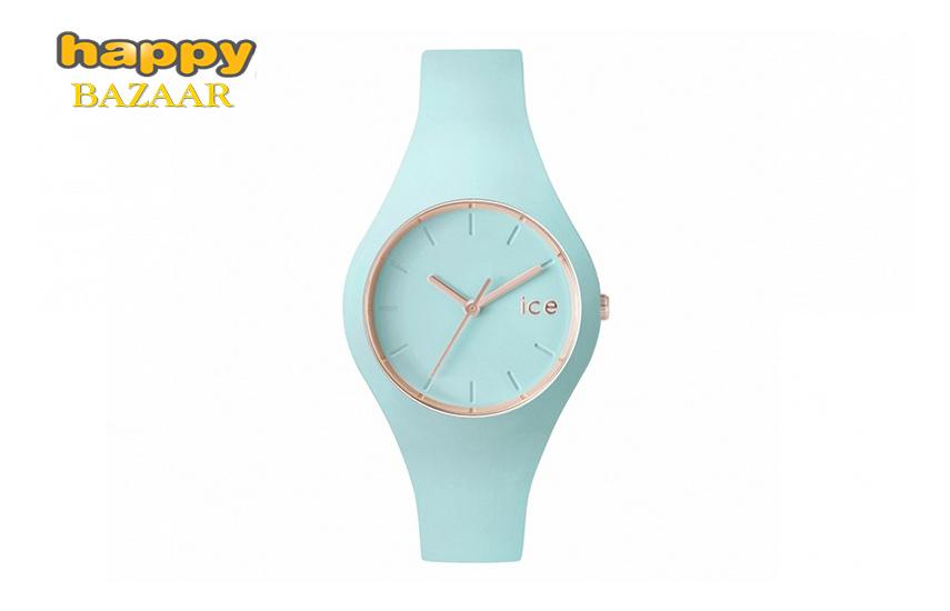 87€ από 167,9€ για Γυναικείο Ρολόι ''Ice Watches'', με μηχανισμό Quartz σε Γαλάζιο Παστέλ χρώμα, της σειράς Glam Forest