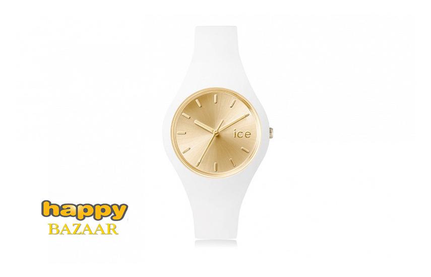 99€ από 167,9€ για Γυναικείο Ρολόι ''Ice Watches'', της σειράς Glam Forest, με μηχανισμό Quartz, σε Λευκό χρώμα