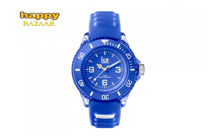 119€ από 247,9€ για Ρολόι Sport Unisex ''Ιce Watches'', με μηχανισμό Quartz, σε μπλε ανοιχτό χρώμα