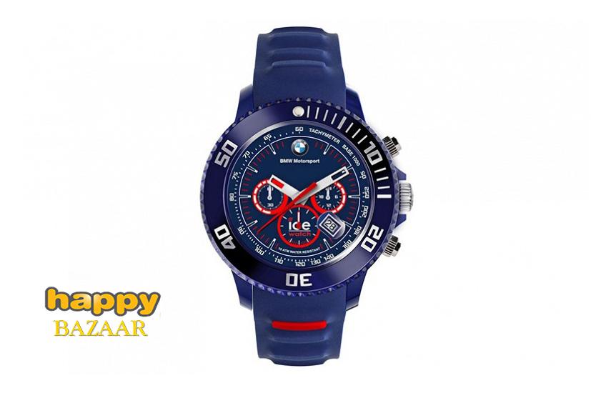 179€ από 349€ για Ρολόι Sport Unisex ''Ιce Watches'', της σειράς ''BMW Motorsport', με μηχανισμό Quartz, σε μπλε σκούρο χρώμα