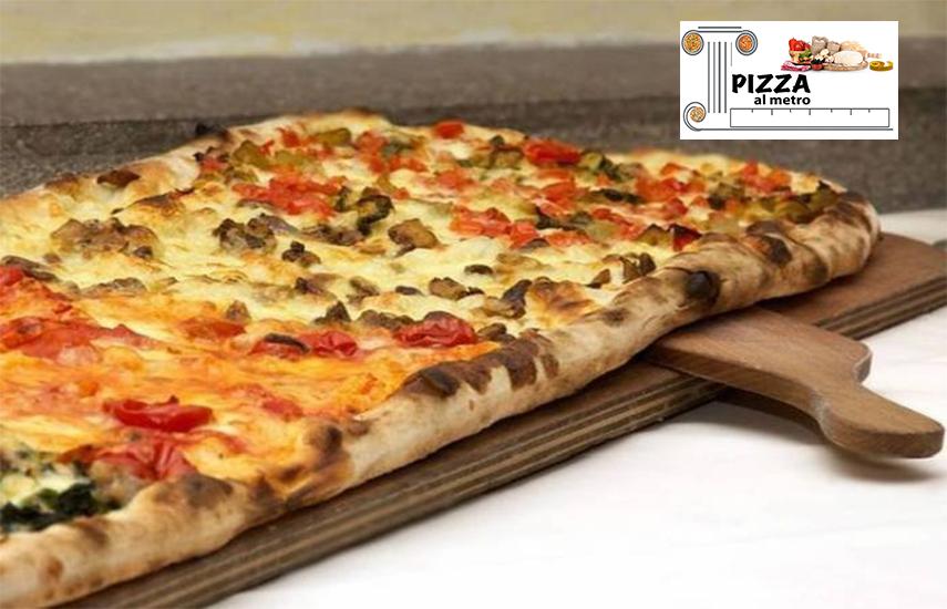 -50% για Dine in ή Delivery, με ελεύθερη επιλογή από τον κατάλογο, στην πιτσαρία ''Pizza al Metro'' στους Αμπελόκηπους εικόνα