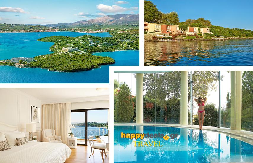 Διακοπές στο 5* ''Corfu Imperial Grecotel Exclusive Resort'' στην Κέρκυρα: Από 925€ για 7ήμερη απόδραση 2 ατόμων, με Πρωινό εικόνα