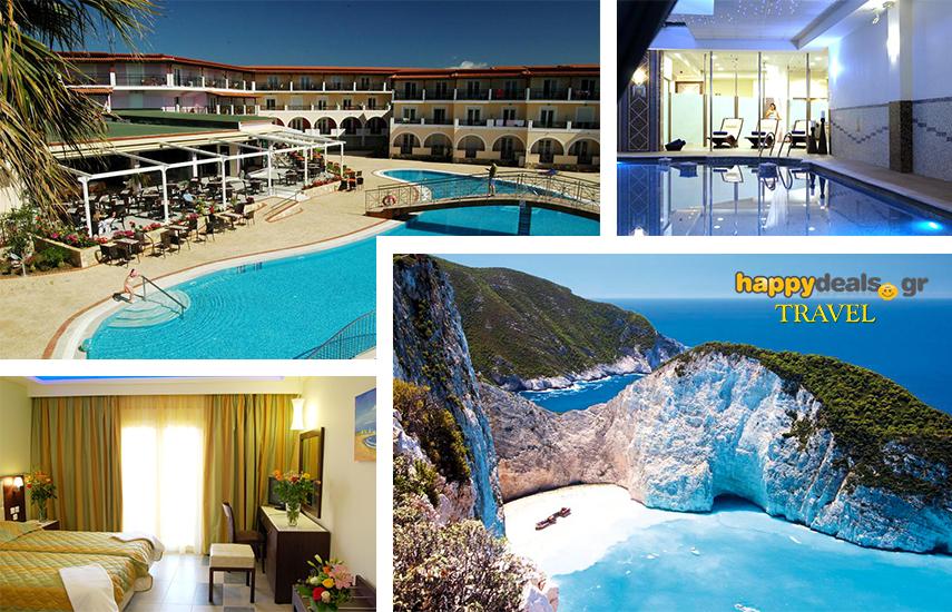 Διακοπές στη ZAKYΝΘΟ: Από 592€ για 6ήμερη απόδραση 2 ατόμων, ALL INCLUSIVE, στο ''Majestic Hotel & Spa'' στο Λαγανά εικόνα