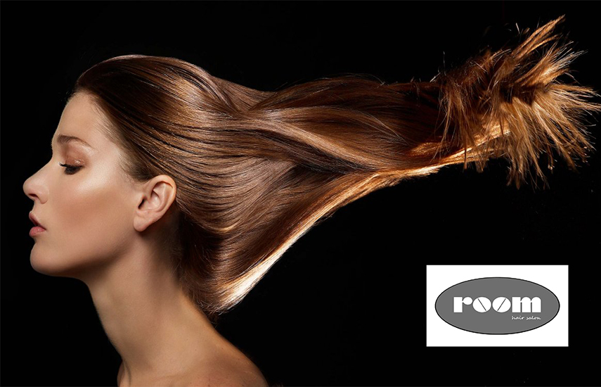 25€ από 80€ για Θεραπεία ''Brazilian Vitaker Keratin'' για ενυδάτωση και αναδόμηση των μαλλιών σας, στο ''Room Hair Salon'' στο Αιγάλεω εικόνα