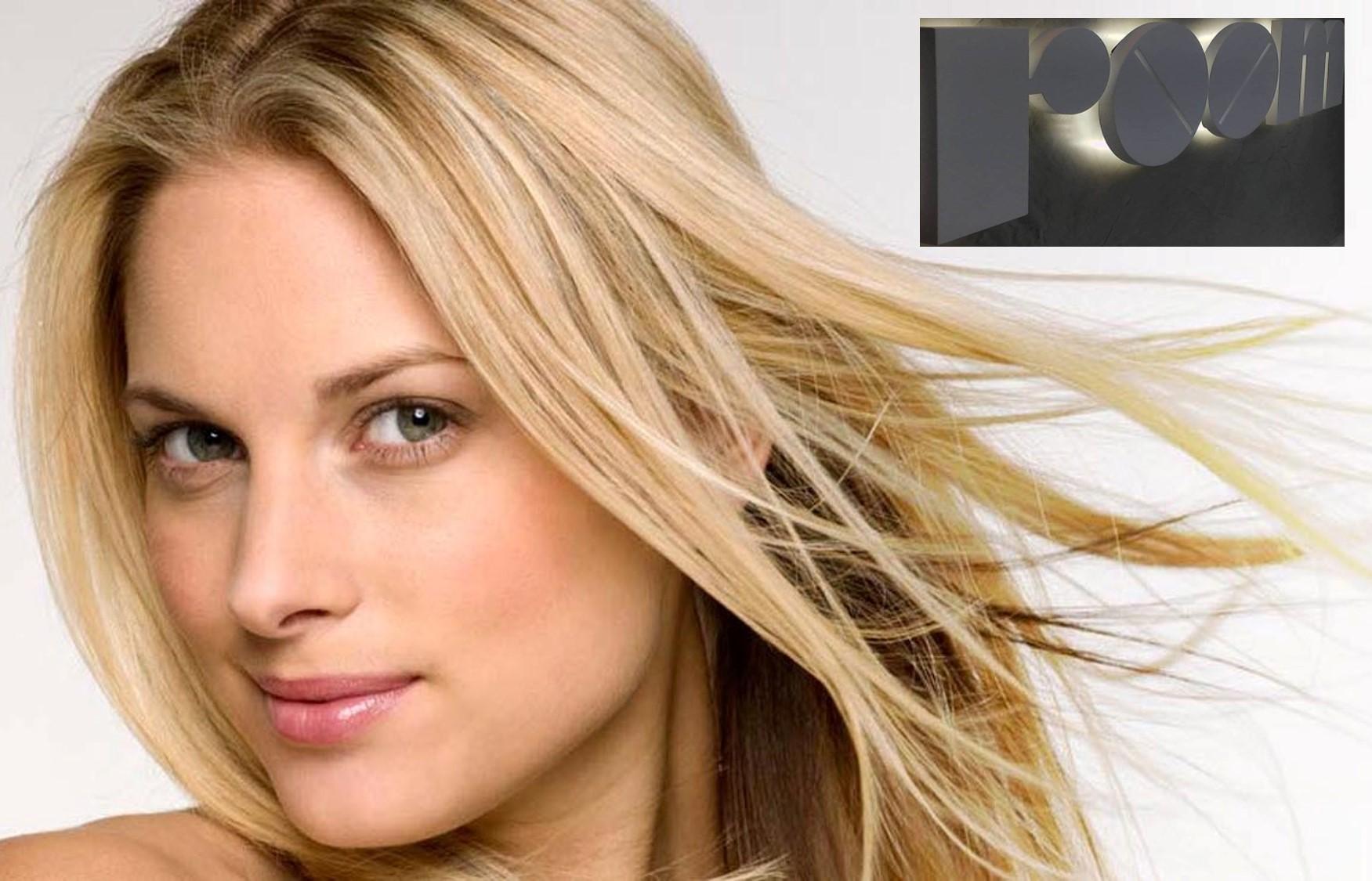 35€ από 78€ για Ανταύγειες ή Ombre ή Mπαλαγιάζ, Ρεφλέ, Κούρεμα, Χτένισμα (Ίσιωμα ή Φλου) στο ολοκαίνουργιο ''Room Hair Salon'' στο Αιγάλεω εικόνα
