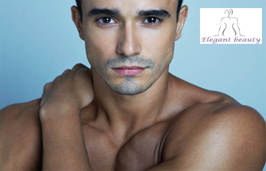 89€ από 190€ για 3 συνεδρίες Ολοκληρωμένης Αποτρίχωσης σε αυχένα ή ώμους ή ραχιαίους, αποκλειστικά για Άνδρες, στο κέντρο ομορφιάς ''Elegant Beauty'', στη Ν.Ιωνία εικόνα