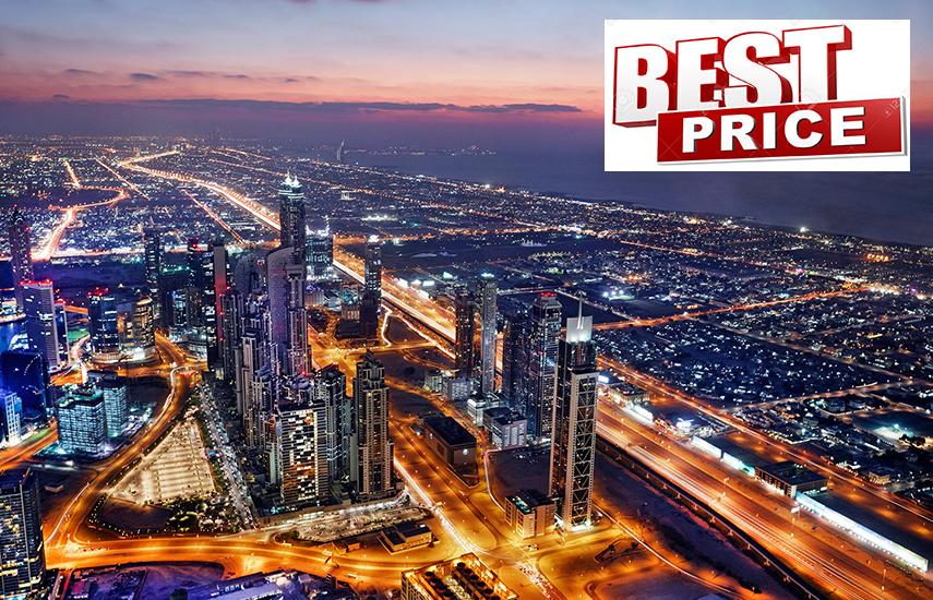 ΝΤΟΥΜΠΑΙ στην καλύτερη τιμή της αγοράς! Από 930€ για 6 μέρες με Emirates (απευθείας πτήση), Κεντρικό Ξενοδοχείο 4*, Πρωινό & Φόρους πληρωμένους εικόνα