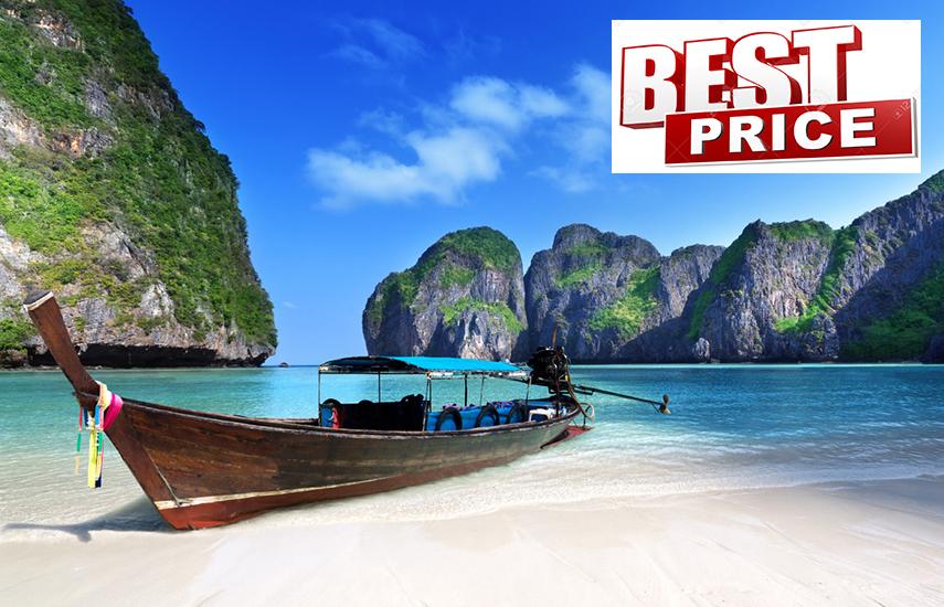ΠΟΥΚΕΤ στην καλυτερη τιμη της αγορας! Απο 1.190€ για 7 μερες με Αεροπορικα, Ξενοδοχειο 4*, Πρωινο, Μεταφορες, εκδρομη στα Phi Phi Islands & Φορους πληρωμενους