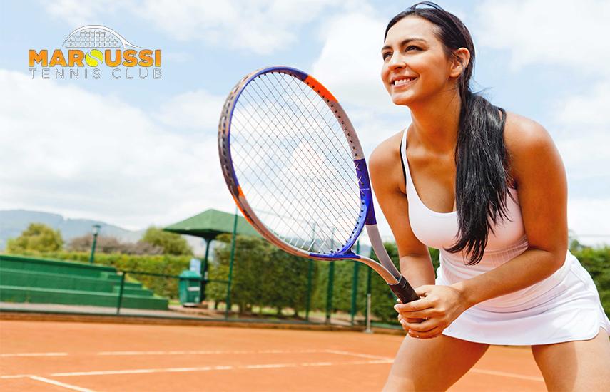 179€ από 380€ για ετήσια ενοικίαση γηπέδου τένις, διάρκειας 1 ώρα/ημέρα, στο ''Marousi Tennis Club'', το No 1 tennis club της Αθήνας