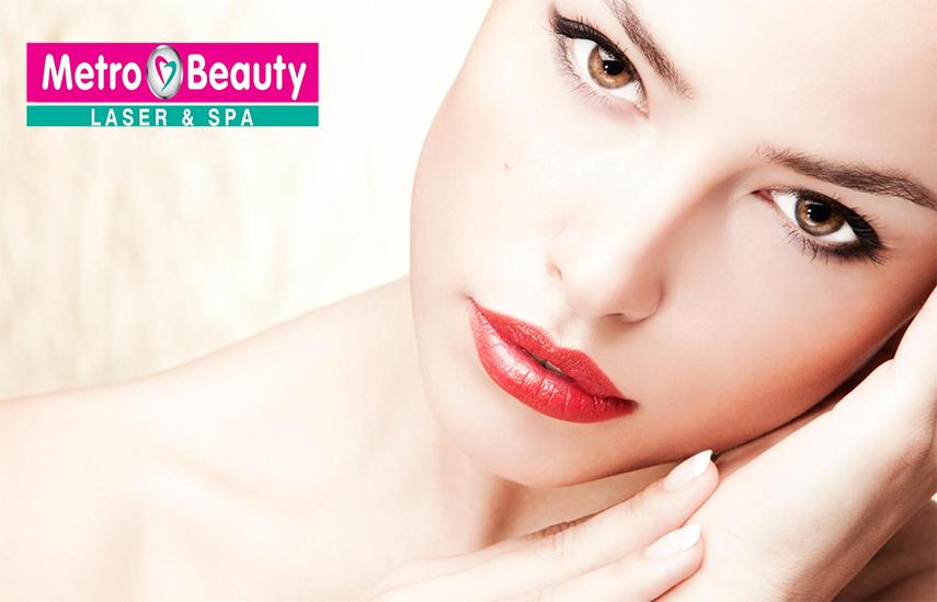 99€ από 1500€ για ένα ''After Summer Treatment'', που περιλαμβάνει 4 Θεραπείες Cryolipolysis, 6 αναίμακτες Μεσοθεραπείες σώματος & 6 θεραπείες λεμφικής αποσυμφόρησης, στο ''Metro Beauty Laser & Spa'', στο Ελληνικό