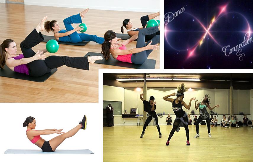 15€ από 60 € για 8 μαθήματα ''Pilates'' & 4 μαθήματα ''Dance Hall'', διάρκειας ενός μήνα, στην σχολή χορού ''Dance Connection EE'', στην Αγία Παρασκευή, δίπλα στο μετρό εικόνα