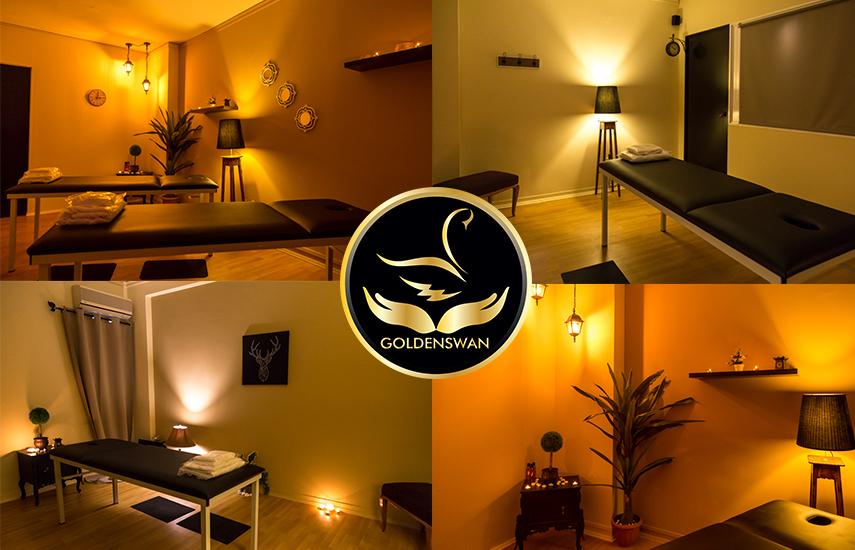 Από 12,45€/άτομο για Full Body Μυωχαλαρωτικό Μασάζ Aτομικό ή ΜΕ το Ταίρι σας, διάρκειας 60', στον υπέροχο χώρο του ''Golden Swan'' στην Καλλιθέα