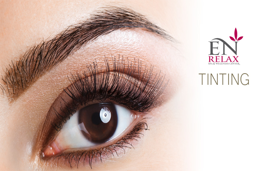 7€ για Hμιμονιμη υποαλλεργικη βαφη φρυδιων Eyebrow Τinting η 10€ για Σχεδιασμο & Waxing φρυδιων, στο υπερπολυτελες κεντρο ευεξιας »En Relax Spa» στο Kολωνακι