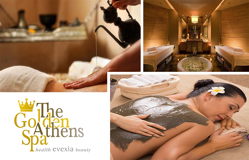 23€ από 138€ για 1 ''VIP Golden Luxury'' με ρινίσματα χρυσού (Massage, Peeling, Μάσκα, Αρωματοβροχή & Χαμάμ), Διάρκειας 100', στο υπερπολυτελές 600 τ.μ. ''Golden Athens Spa'' στο Σύνταγμα