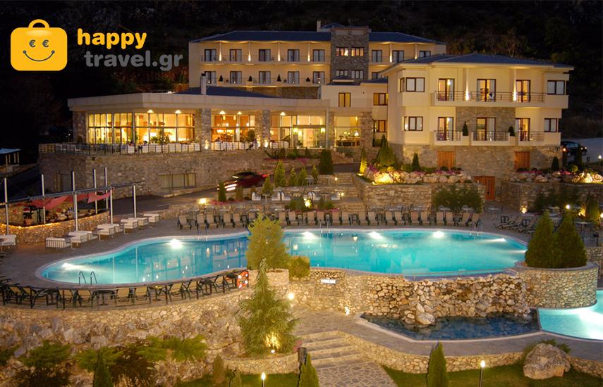 Απόδραση στην Καστοριά: 218€ για 3ήμερη απόδραση 2 ατόμων, με Ημιδιατροφή & Spa, στο υπερπολυτελές 5* ''Limneon Resort & Spa''