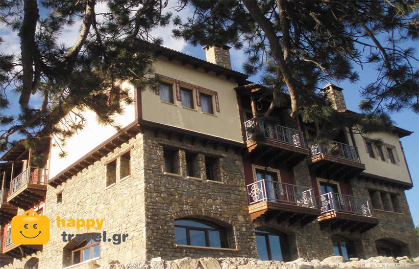 Απόδραση στη Βασιλίτσα Γρεβενών: Από 218€ για 4ήμερη απόδραση 2 ατόμων, με Πρωινό & SPA, στο πανέμορφο Vasilitsa Resort 4*