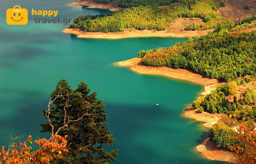 Γιορτές στη Λίμνη Πλαστήρα: Aπό 98€ για 3-4ήμερη απόδραση 2 ατόμων, στο παραδοσιακό ''Αndromeda Hotel'', στο Κρυονέρι εικόνα