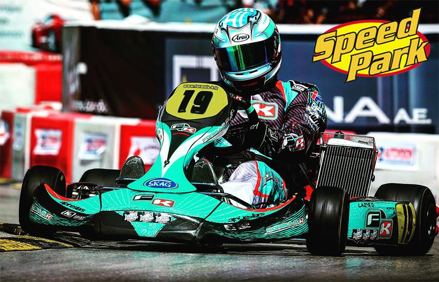 8,9€ από 15€ για οδήγηση Kαρτ στο ''Speed Park'', τη μεγαλύτερη πίστα kart της Αθήνας (840m), με χρονομέτρηση κάθε γύρου, στoν Ασπρόπυργο εικόνα