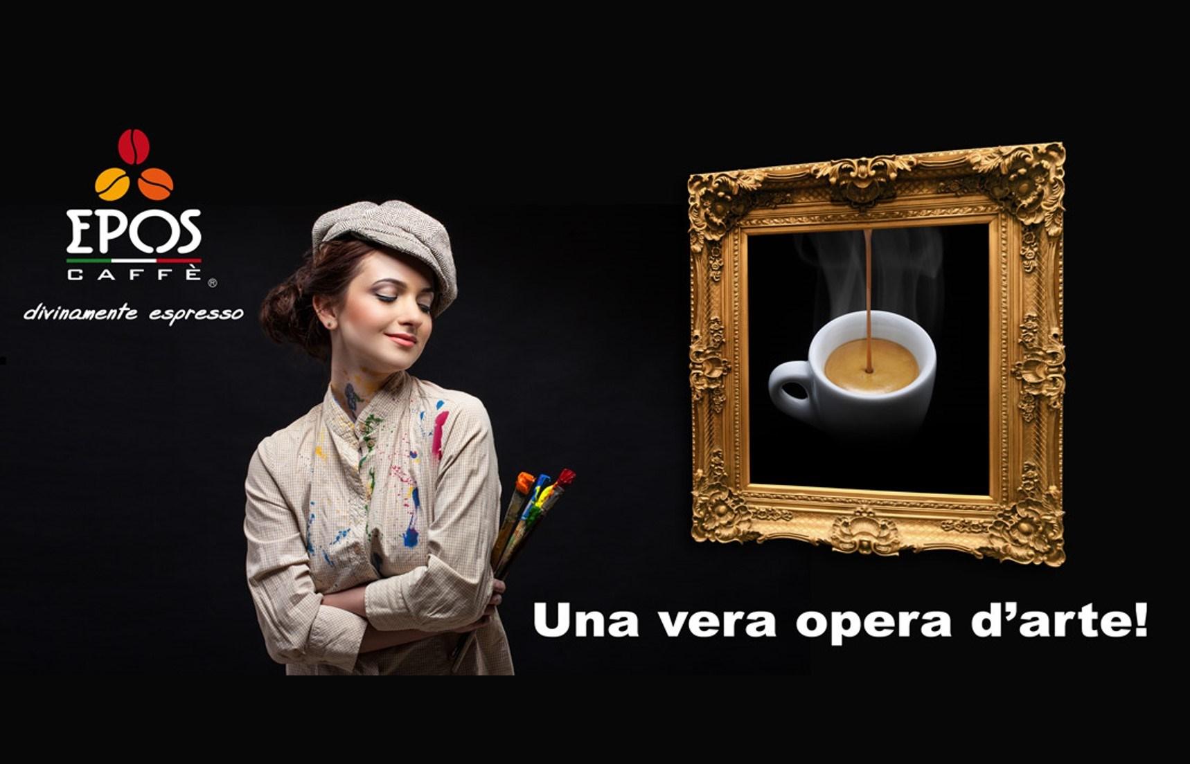 34,9€ από 79,8€ για 1 συσκευασία με 150 E.S.E. Ταμπλέτες Espresso Epos Caffe ZEUS (100% Arabica), για πραγματικά καλό Εspresso!