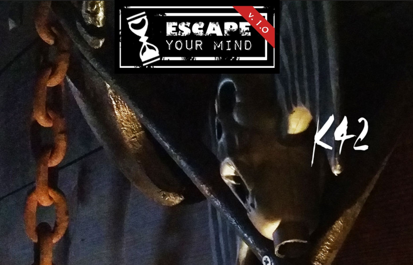 6,5€ από 13€ για παιχνίδι Απόδρασης, διάρκειας 75', στο ''Escape Your Mind'' στο Περιστέρι, το μεγαλύτερο (300τμ) Escape Room της Ελλάδας!