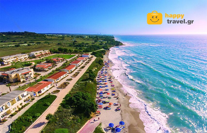 Διακοπές στη ΚΩ: Από 245€ για 4ήμερη απόδραση, ALL INCLUSIVE, στο πολυτελες ''Eurovillage Achilleas Hotel'' εικόνα