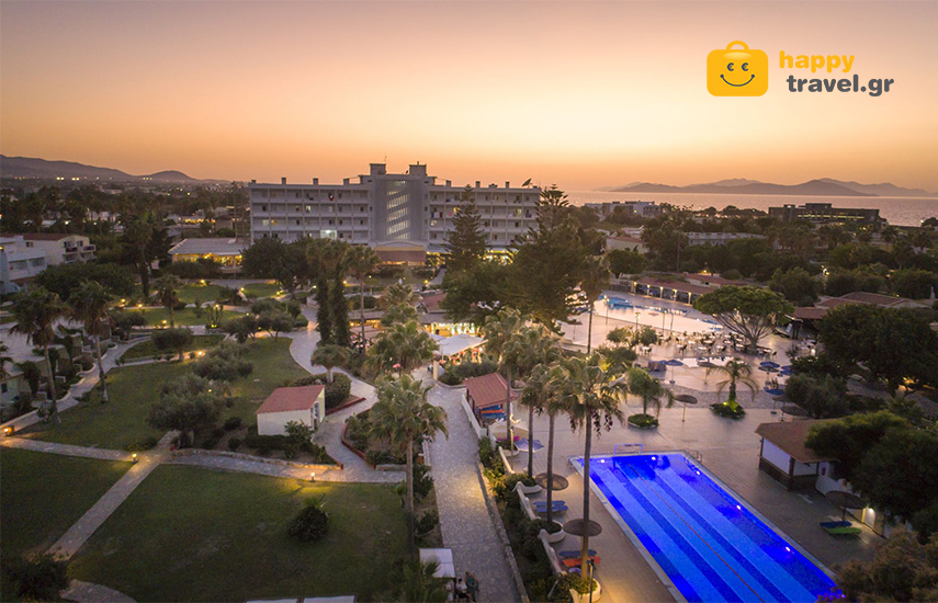 Διακοπες στη ΚΩ: Απο 245€ για 4ημερη αποδραση, ALL INCLUSIVE, στο πολυτελες »Atlantis Hotel Kos» 4*