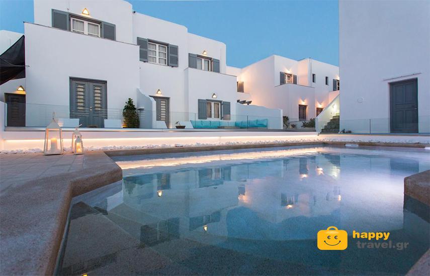 Διακοπές στη ΠΑΡΟ: Από 150€ για 4ήμερη απόδραση, στο μοναδικό ξενοδοχείο ''Villa Kelly'', στη Νάουσα εικόνα