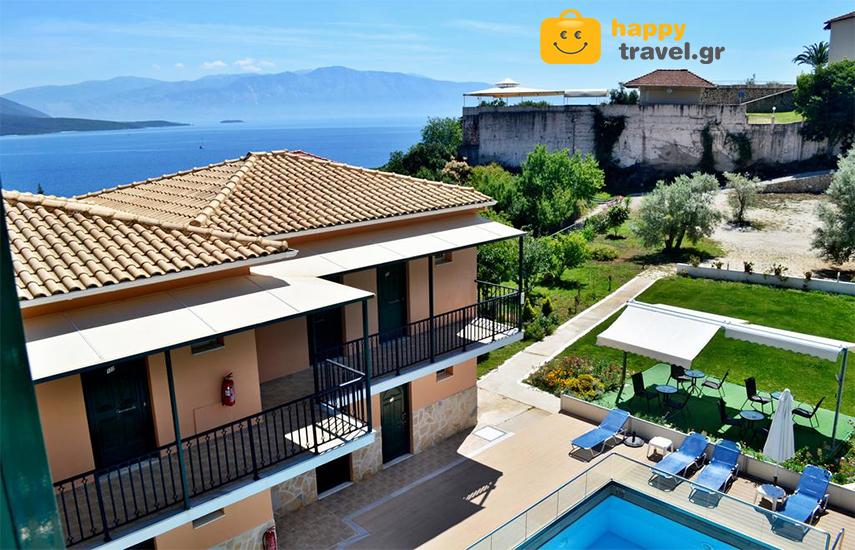 Διακοπες στην ΛΕΥΚΑΔΑ: Απο 124€ για 4ημερη αποδραση, με Πρωινο, στο υπεροχο ξενοδοχειο »Vergina Star» στην Νικιανα
