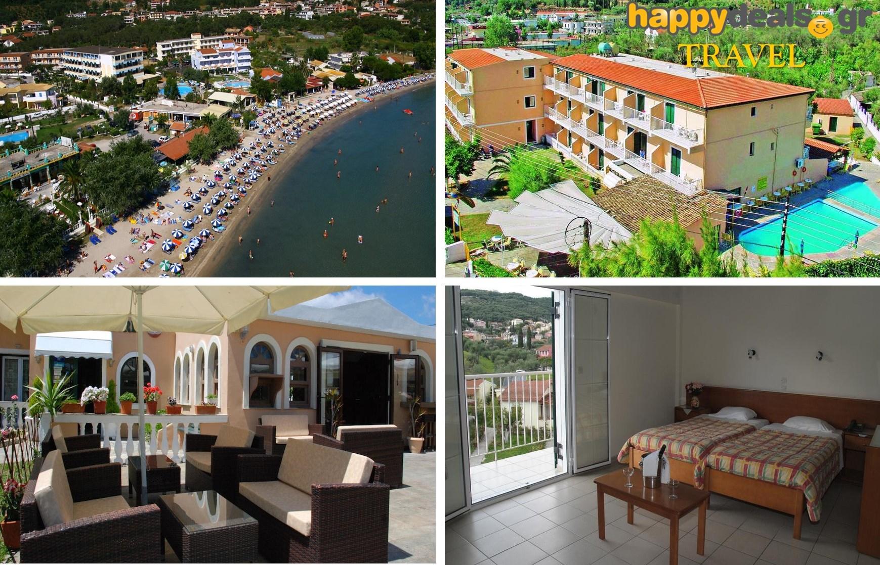 Διακοπές στη ΚΕΡΚΥΡΑ: Από 222€ για 5ήμερη απόδραση, με Ημιδιατροφή, στο ''Sea Bird Hotel'', στα Μωραίτικα εικόνα