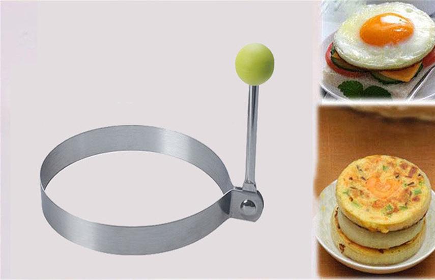 2,9€ από 9€ για Τσέρκι Μαγειρικής-Ζαχαροπλαστικής, σε 2 μοναδικά Σχήματα, με Εύχρηστο Χερούλι για πανεύκολη χρήση. Ιδανικό για να φτιάξετε τηγανίτες, αυγά μάτια, crumpets κα
