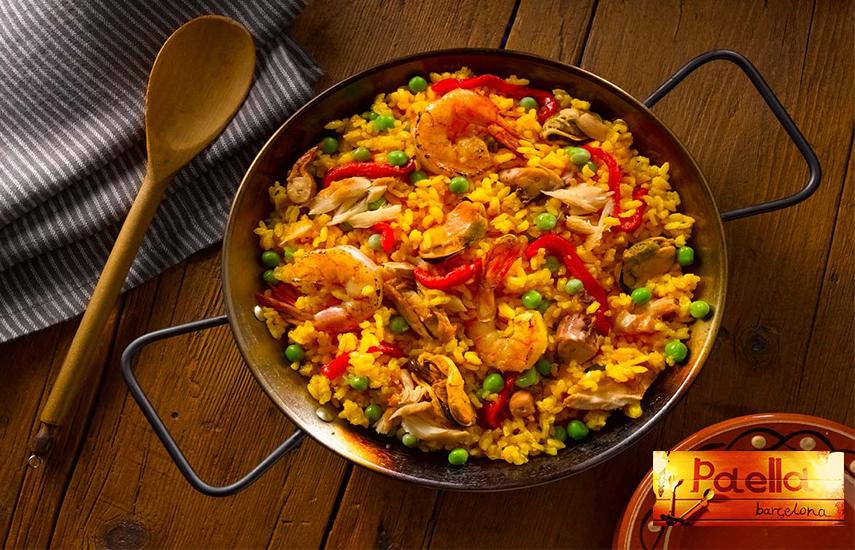 9,9€ από 22€ για πλήρες menu 2 ατόμων, στο αυθεντικό Ισπανικό εστιατόριο ''Paella Barcelona'' στο Παγκράτι εικόνα