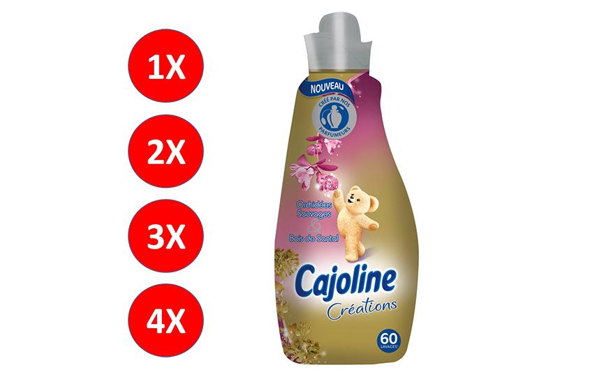 CAJOLINE Μαλακτικό Ρούχων Gold 1 7ee82d2b1e1