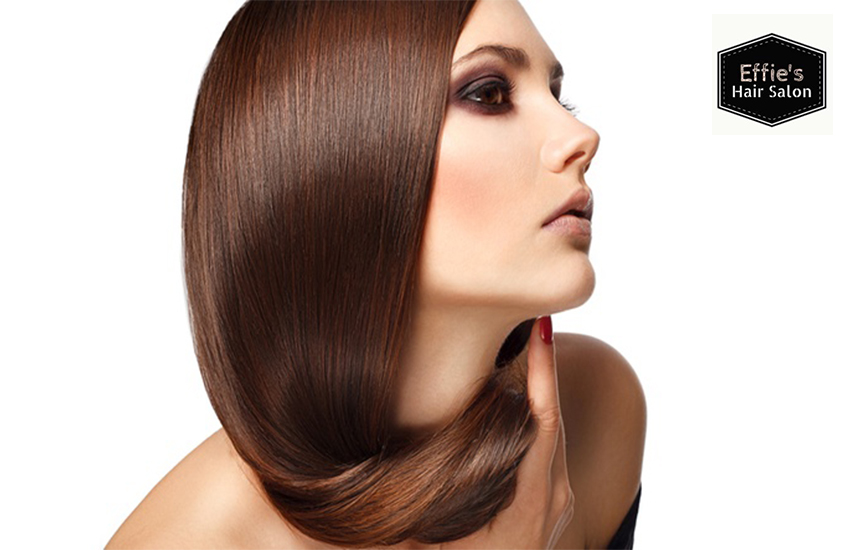 45€ από 66€ για Ολοκληρωμένη Θεραπεία Κερατίνης & Κούρεμα Ψαλίδας, μαζί με Ειδικό Σαμπουάν για Κερατίνη, στο κομμωτήριο των διασήμων ''Effie's Hair Salon'' στο μετρό Αγ. Ιωάννη εικόνα