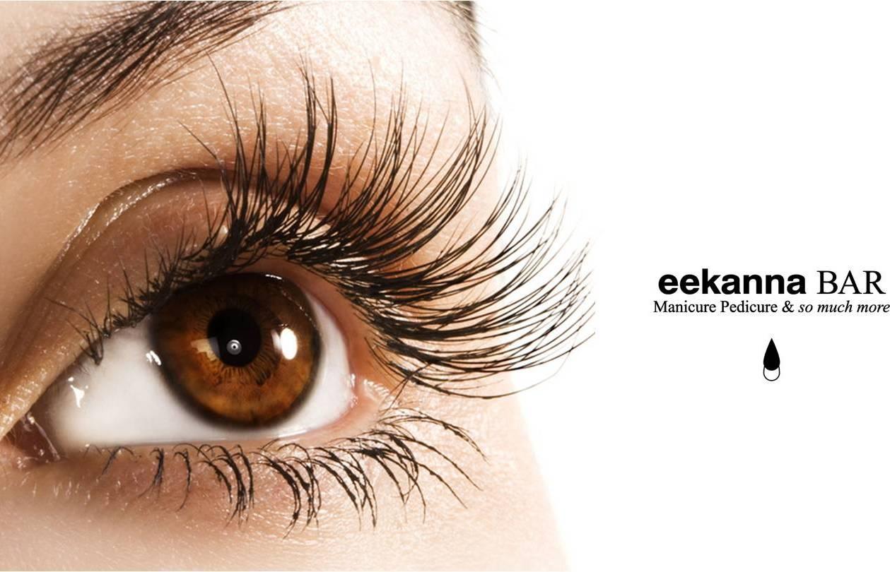 17€ από 35€ για Ανόρθωση Βλεφαρίδων με τη βοήθεια κερατίνης & Σχηματισμό Φρυδιών, στον χαλαρωτικό χώρο του ''Eekanna Bar'' στην Κηφισιά εικόνα