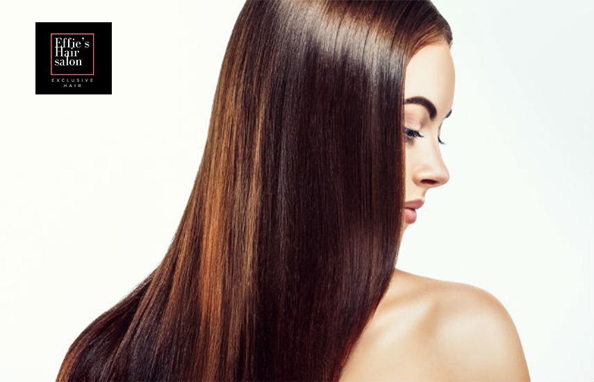 13,9€ από 28€ για Θεραπεία Μαλλιών με Χαβιάρι, για πλήρη Αναζωογόνηση των Μαλλιών σας, στο φημισμένο ''Effie's Hair Salon'' στο μετρό Αγ. Ιωάννη εικόνα