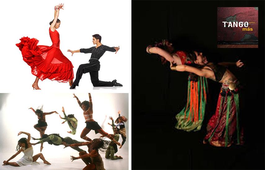 Aπό 5€ για μαθήματα Αργεντίνικου Tango, Tribal Fusion Belly Dance ή Afro Fusion, διάρκειας 1 μήνα, στη σχολή χορού ''TANGOmás'', στη Δάφνη, δίπλα στο μετρό