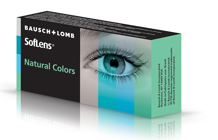 16,90€ από 34,90€ για 2 Μηνιαίους Έγχρωμους Φακούς Bausch & Lomb Soflens Natural Colors, σε Χρώμα Jade, πράσινο-γκρι, με ΔΩΡΕΑΝ αποστολή σε όλη την Ελλάδα εικόνα