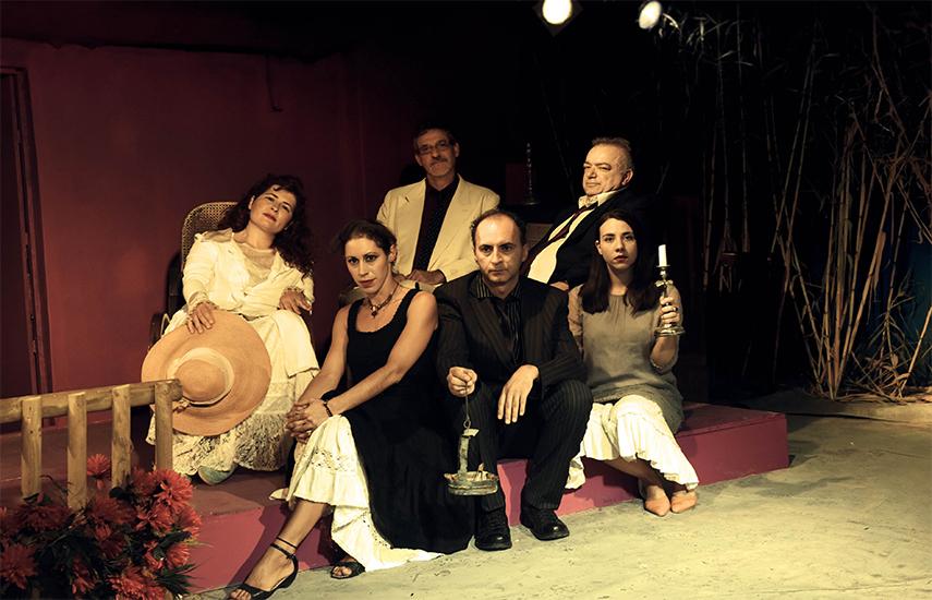8€ από 18€ για είσοδο στην εμβληματική παράσταση ''Η Κυρά της Θάλασσας'', βασισμένο στο αριστούργημα του Χένρικ Ίψεν, στο θέατρο Εκάτη