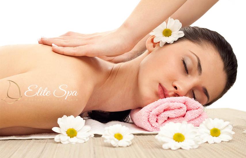 24,9€ από 80€ για Full Body Relaxing Massage, μόνο για γυναίκες, επιλογή από 3 είδη, στον πολυτελή χώρο του ''Elite Harmony Spa'' στο Κολωνάκι
