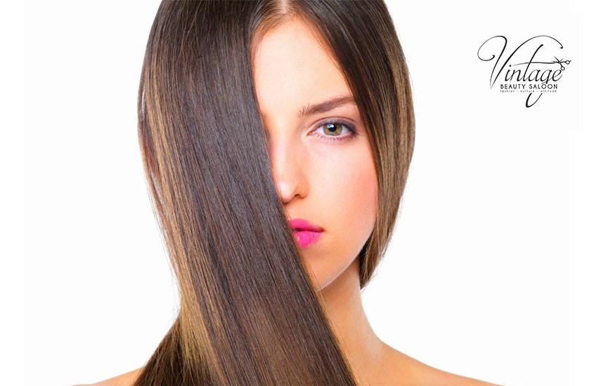 Aπό 55€ για Ισιωτική Θεραπεία Κερατίνης, για μακριά ή κοντά μαλλιά, στο ''Vintage Beauty Saloon'' στον Άγιο Δημήτριο