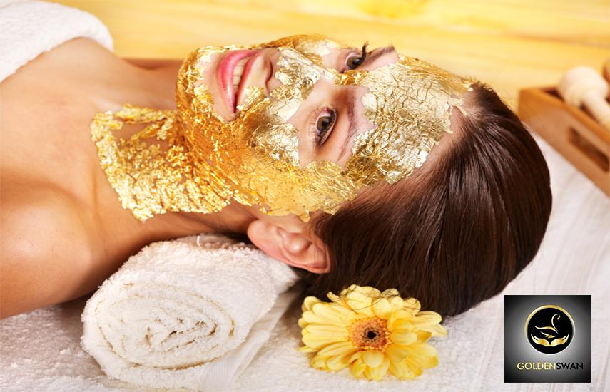 29,9€ από 79€ για 1 Χαλαρωτικό Full body Massage 45' & 1 Oλοκληρωμένη Περιποίηση Προσώπου με μάσκα Χρυσού 45', στον υπέροχο χώρο του ''Golden Swan'' στην Καλλιθέα