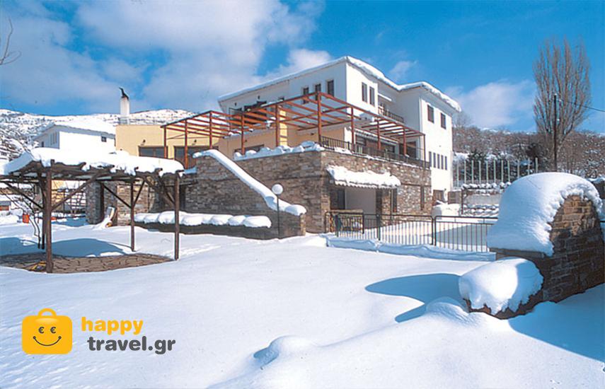 Απόδραση στη Πορταριά: Aπό 160€ για 3ήμερη απόδραση, με Ημιδιατροφή & Spa στο πολυτελές 4* ''Portaria Hotel & Spa''