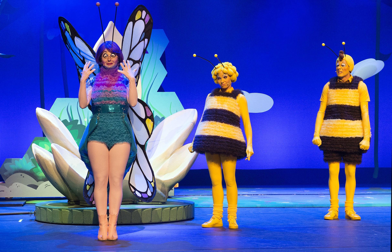 6,5€ από 12€ για είσοδο στην ''Μάγια η Μέλισσα'', μια από τις μεγαλύτερες παιδικές παραγωγές της σεζόν, για πρώτη φορά στην Ελλάδα, στο Θέατρο Χυτήριο στο Γκάζι