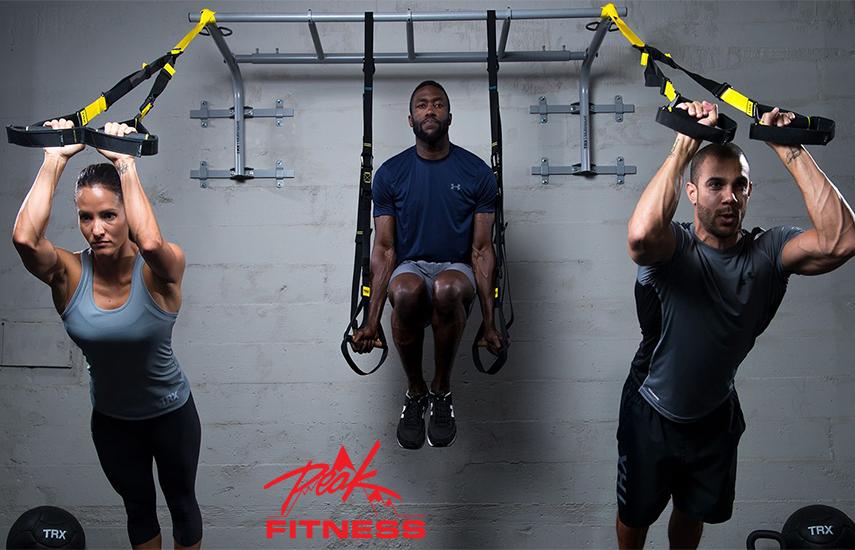 75€ από 135€ για Απεριόριστο Personal Training 3 μηνών σε Ομαδικά Group (2-8 ατόμων) με Pilates Props-Cross Training-TRX-ΚI ΜΑΧ στο ''Peak Fitness'' στο Π.Φάληρο εικόνα