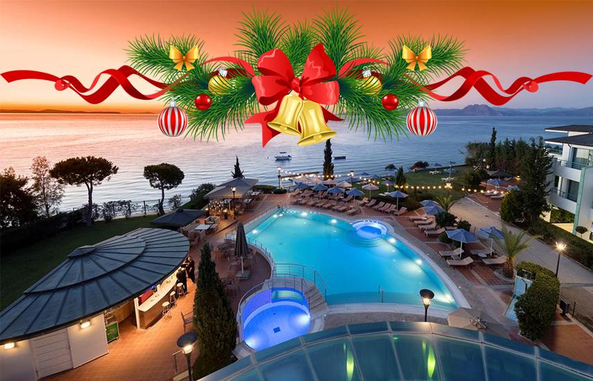 Χριστούγεννα-Πρωτοχρονία στην Αχαία: Από 250€ για 3ήμερη απόδραση 2 ατόμων, με Ημιδιατροφή & Ποτά στο Poseidon Palace 4*