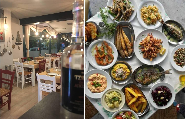 19€ από 40€ για πλήρες menu 2 ατόμων, ελεύθερη επιλογή, στο Μεζεδοπωλείο-Τσιπουράδικο ''Έτσι Απλά'' στο Παλαιό Φάληρο