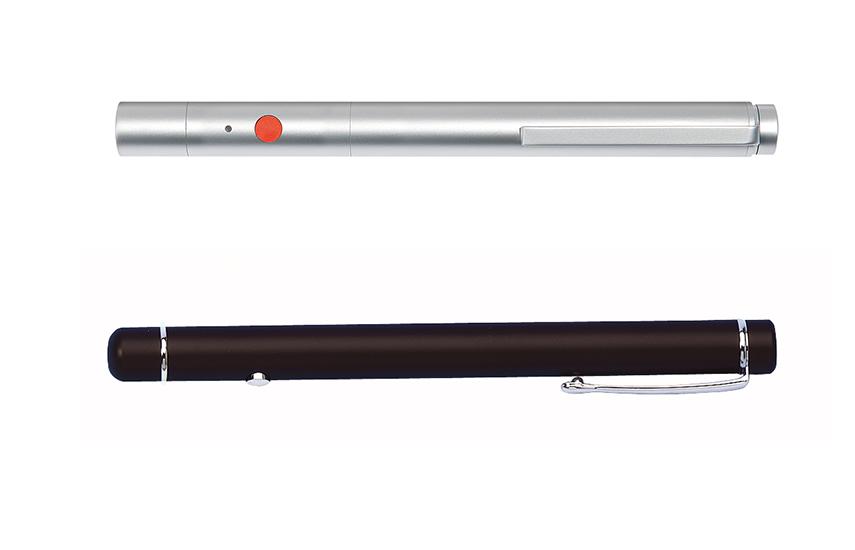 Aπό 19,9€ για Laser Pointer Standard ''WEDO'', σε μαύρο χρώμα, μαζί με 3 Μπαταρίες,  ιδανικό για παρουσιάσεις