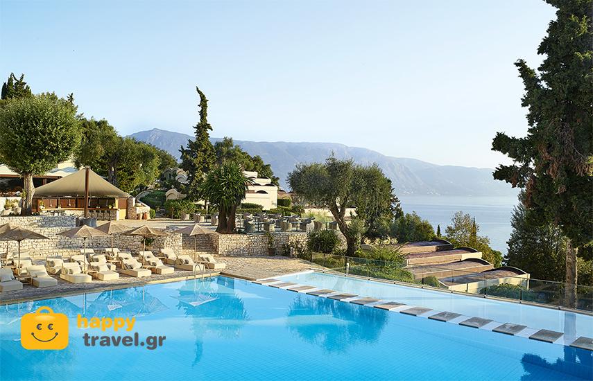 ΚΑΛΟΚΑΙΡΙ 2019 στα GRECOTEL με EARLY BOOKING: Από 640€ για 6 μέρες (5 διανυκτερεύσεις) στο Daphnila Bay Dassia All Inclusive Resort στη Κέρκυρα!